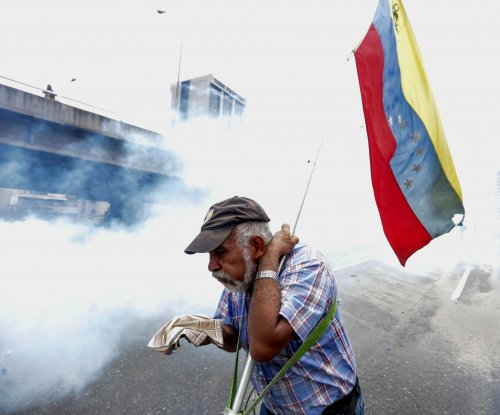 U.N. report: Venezuelan protesters facing 'systematic' excessive force