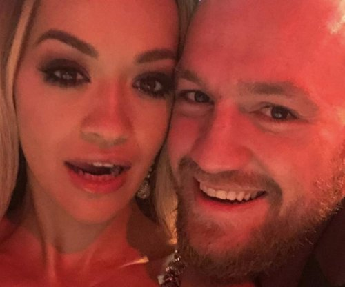 UFC star Conor McGregor has 'date night' with Rita Ora