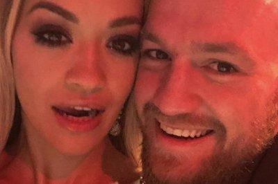 UFC star Conor McGregor has 'date night' with Rita Ora