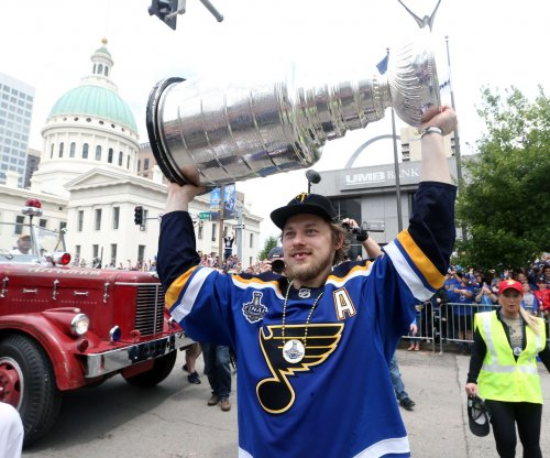 St. Louis Blues' Vladimir Tarasenko undergoes knee surgery