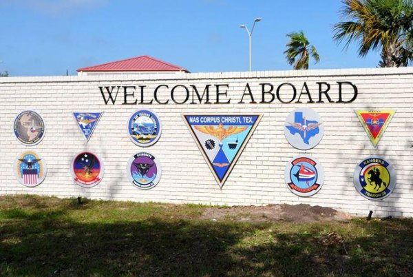 Corpus Christi Navy base locked down, suspect in custody after reports of verbal threats