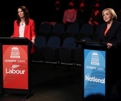 Gender stereotypes at play as Jacinda Ardern, Judith Collins face off to lead New Zealand