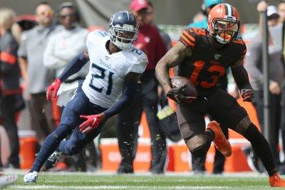 Tennessee Titans releasing veteran cornerback Malcolm Butler