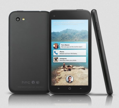 Launch of HTC 'Facebook' phone put on hold in Europe
