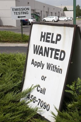Unemployment ticks down to 7.7 percent