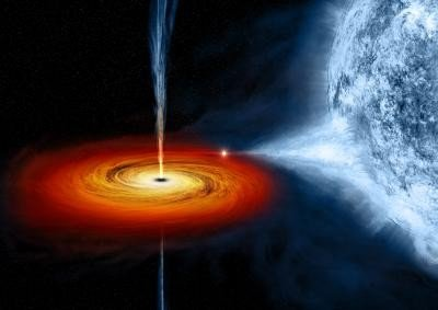 New data reveals black hole's secrets
