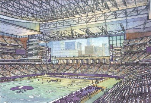 Minnesota awarded Super Bowl LII