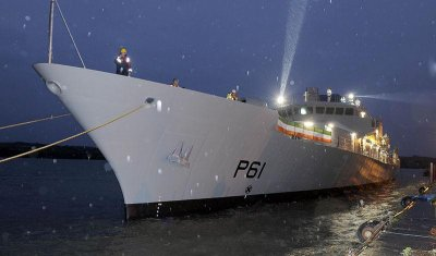 Ireland orders third offshore patrol vessel