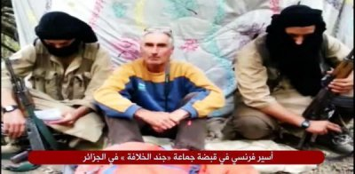 Frenchman Herve Gourdel beheaded by Algerian militants loyal to the Islamic State