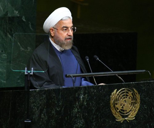 Iran President Rouhani: Lift sanctions over nuclear talks