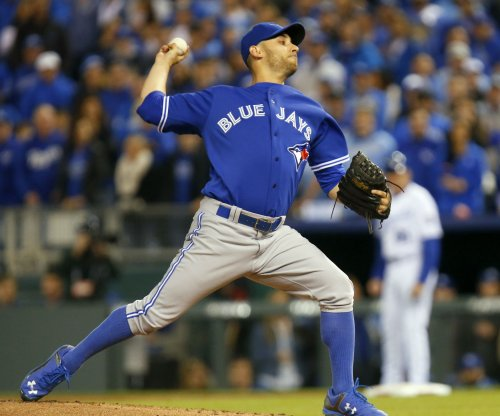 Toronto Blue Jays' Marco Estrada seeks improved command in Game 5
