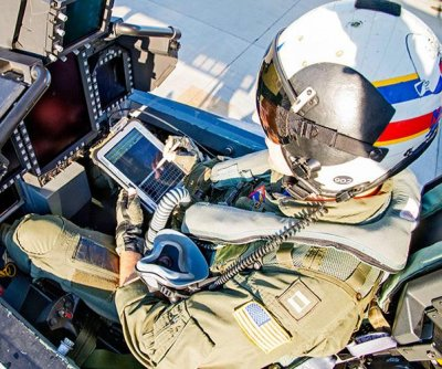 Boeing, U.S. Navy integrate tablet on EA-18 Growler