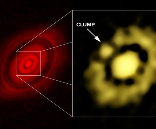 VLA observes earliest stages of planet formation