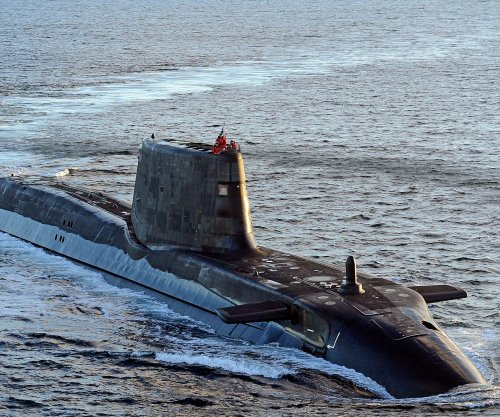 British nuclear submarine damaged in collision off Gibraltar