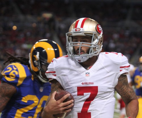 Competition between Colin Kaepernick and Blaine Gabbert begins