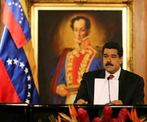 Nicolas Maduro: U.S. launching 'imperialist attack' on Latin American left