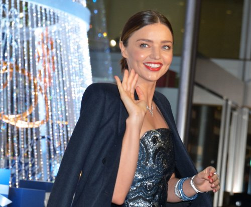 Miranda Kerr, Evan Spiegel celebrate at engagement party