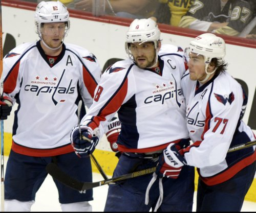 Niklas Backstrom nets OT winner as Washington Capitals defeat Philadelphia Flyers