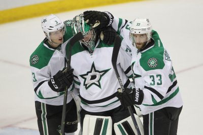 Kari Lehtonen's 42 saves key to Dallas Stars' win at Washington Capitals