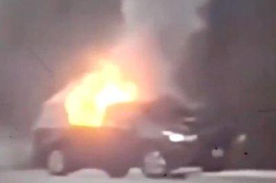 FBI, Air Force investigating fatal crash, fire at California base