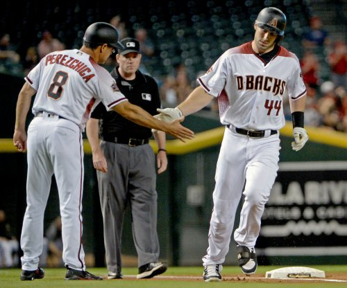 Opportunistic Arizona Diamondbacks look to sweep Pittsburgh Pirates
