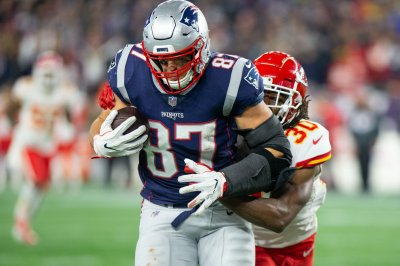 Fantasy Football: Rob Gronkowski back at practice