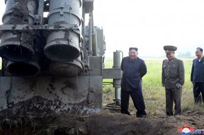 Kim Jong Un sent letters to Syria, Cuba leaders, state media says