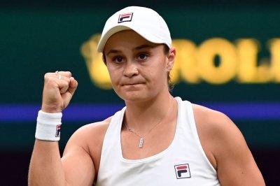 Wimbledon tennis: Barty advances to semis, Medvedev upset