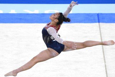 Team USA's Suni Lee wins Olympic gold in gymnastics all-around