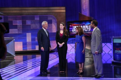 Alex Trebek back to work on 'Jeopardy!'