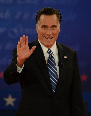 Romney schedule for Oct. 19