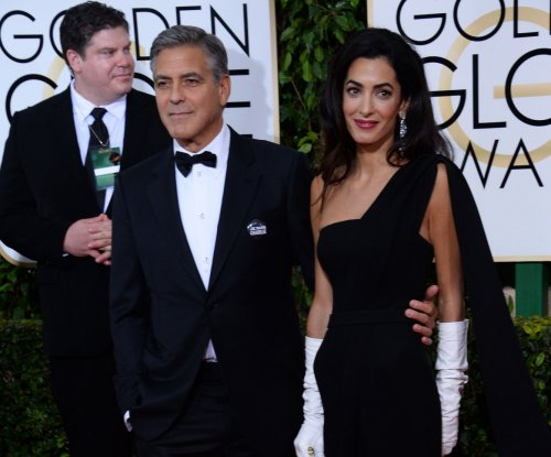 George Clooney to Amal: I couldn't be more proud to be your husband