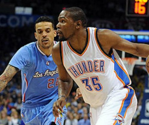 Oklahoma City Thunder send Los Angeles Clippers to 4th straight loss
