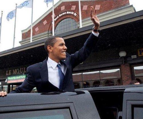 Obama arrives in Africa to start weekend trips in Kenya, Ethiopia