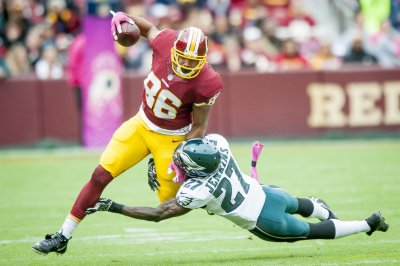 Why the Washington Redskins are having trouble running the ball