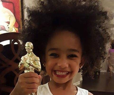 Viola Davis' daughter dresses as her for Halloween