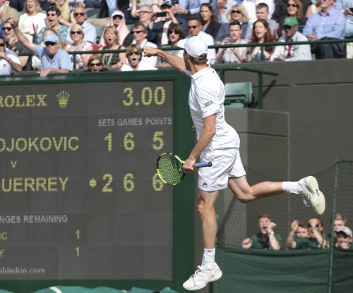 Querrey looking to become first American man to reach Wimbledon semis since '09