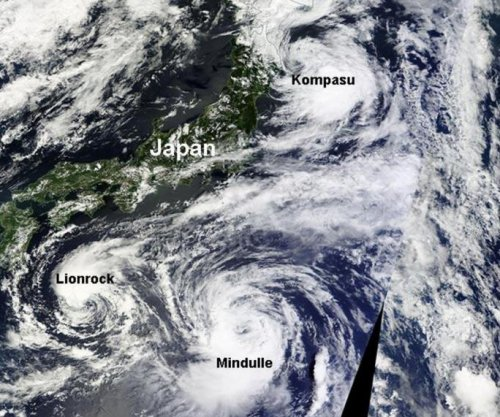 2 dead, 29 injured as Typhoon Mindulle hits Tokyo