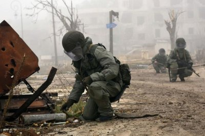 Four Russian military advisers killed in Syria bomb attack