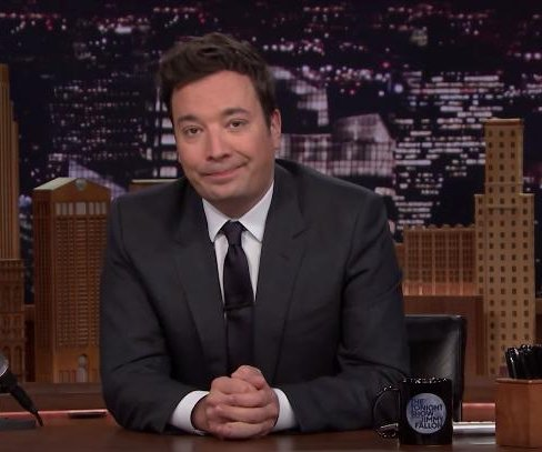 Jimmy Fallon pays tribute to mother Gloria during 'Tonight Show' return