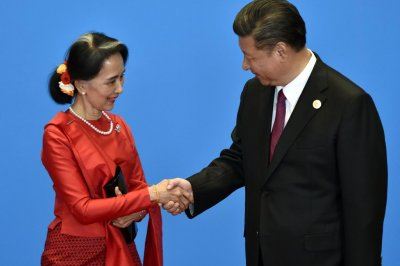Myanmar's Aung San Suu Kyi to visit China amid controversy