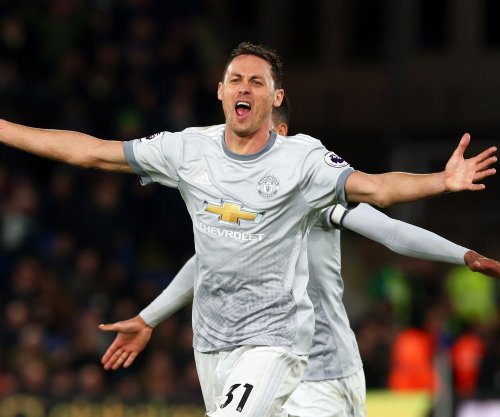 Nemanja Matic lifts Manchester United in stoppage time vs. Crystal Palace