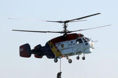 South Korean, Japanese fishing vessels crash; crew rescued