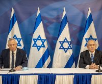 Gantz rejects effort by Israeli PM Netanyahu to legalize West Bank outposts