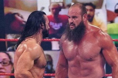 WWE Raw: Braun Strowman earns title match