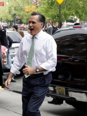 Romney 'humbled' to clinch GOP nomination