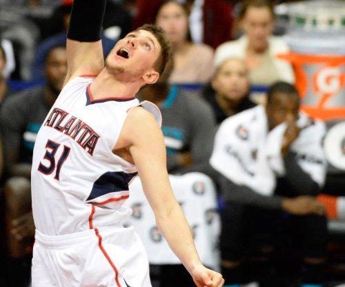 Muscala, Atlanta Hawks top Charlotte Hornets