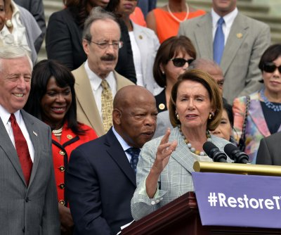 Democrats urge restoration of Voting Rights Act on 50th anniversary