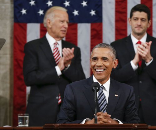 Obama makes final State of the Union address a call to 'fix our politics'