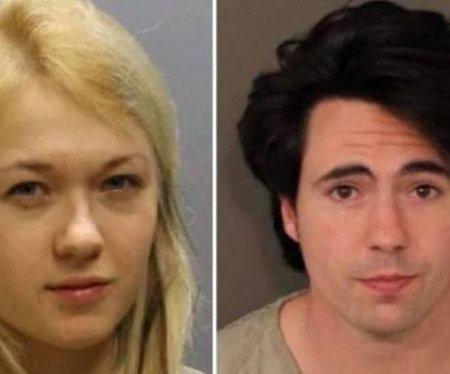 Not guilty pleas for man, woman in livestream rape case